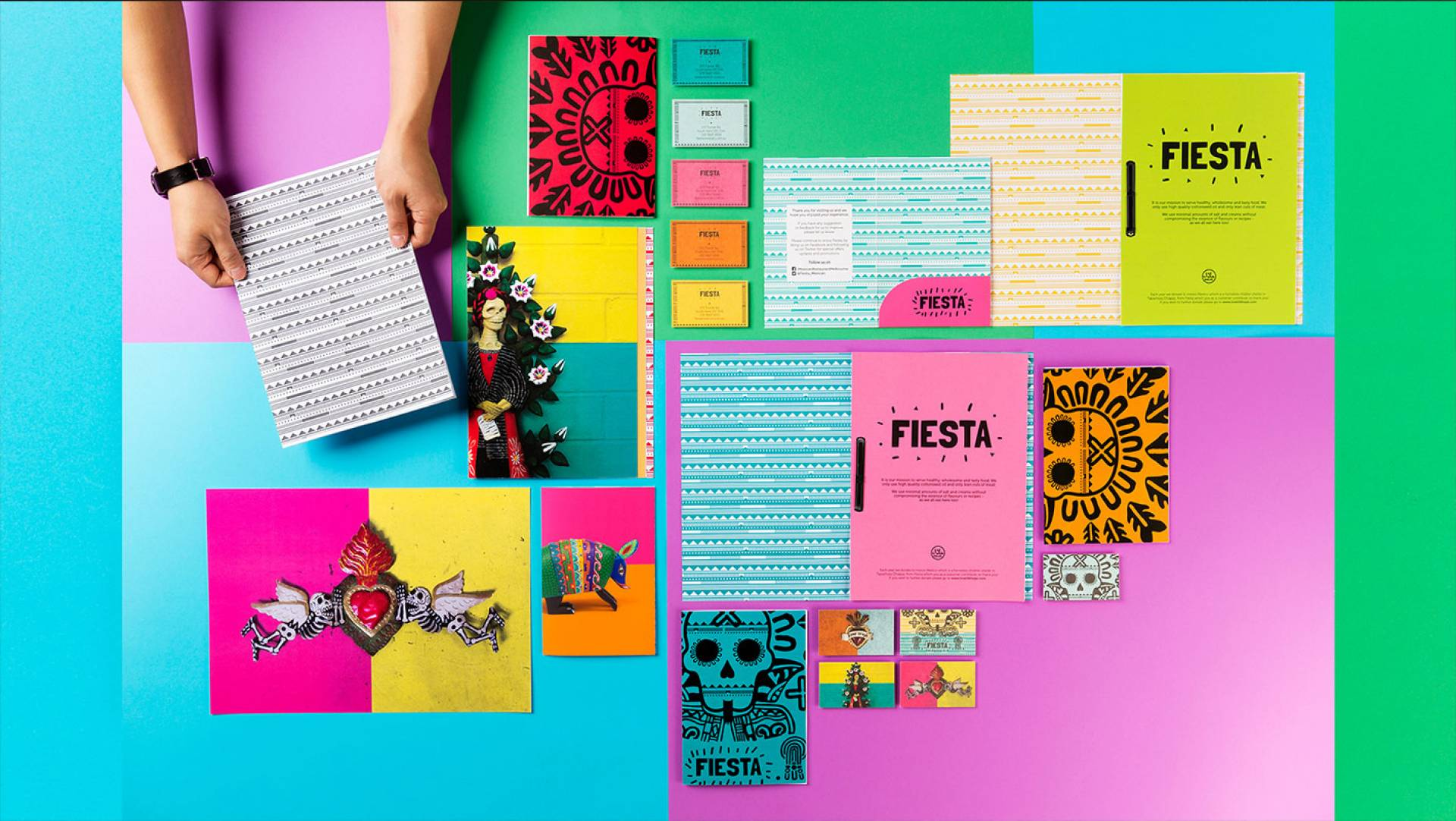 Graphic Design Melbourne - Visual Identity Systems, Logo, Stationery & Menu Design