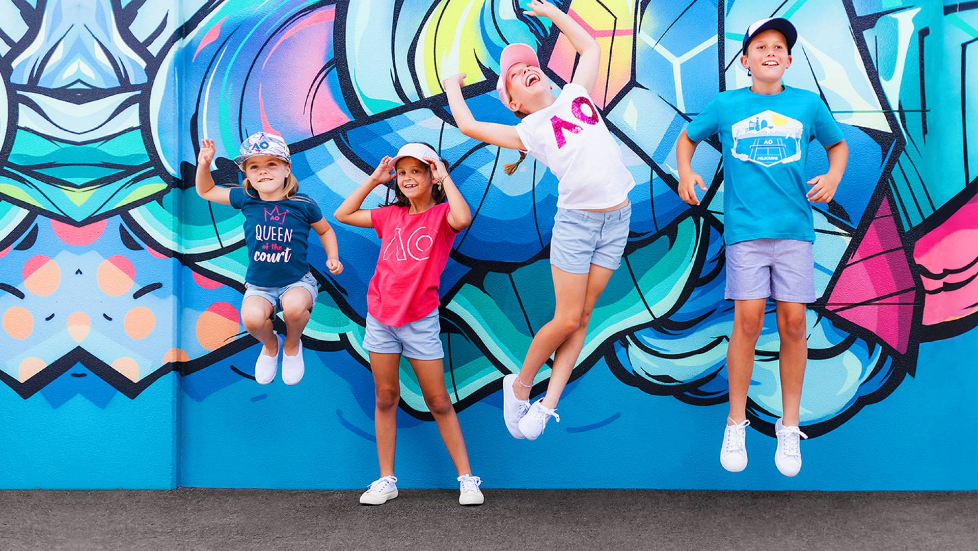 Australian Open Fashion Photoshoot - Final Fan Range