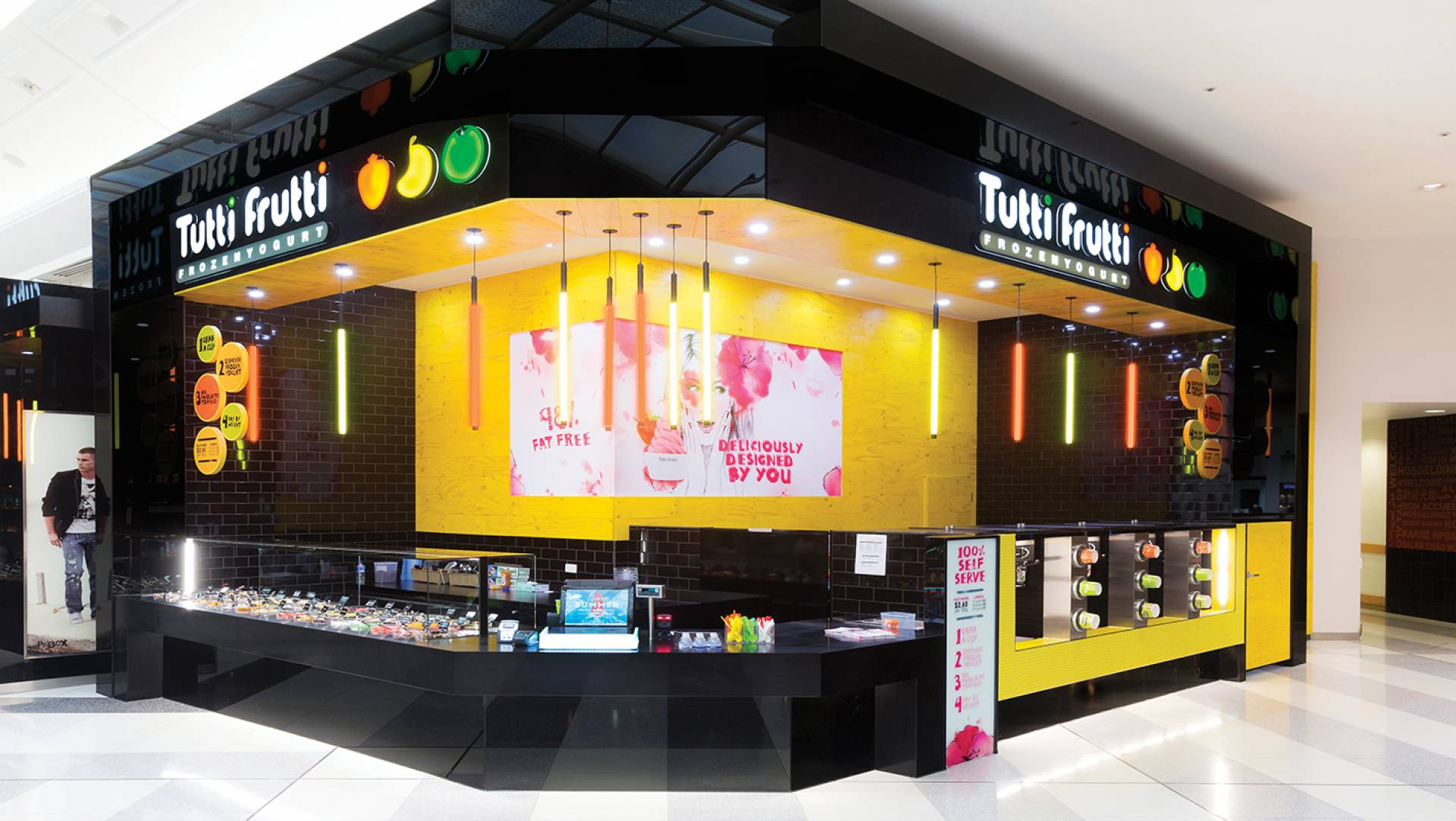 Tutti Frutti National Franchise Designer