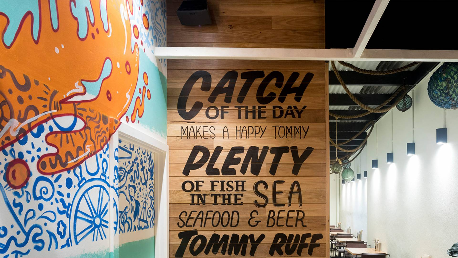Restaurant Design-Tommy Ruff Windsor