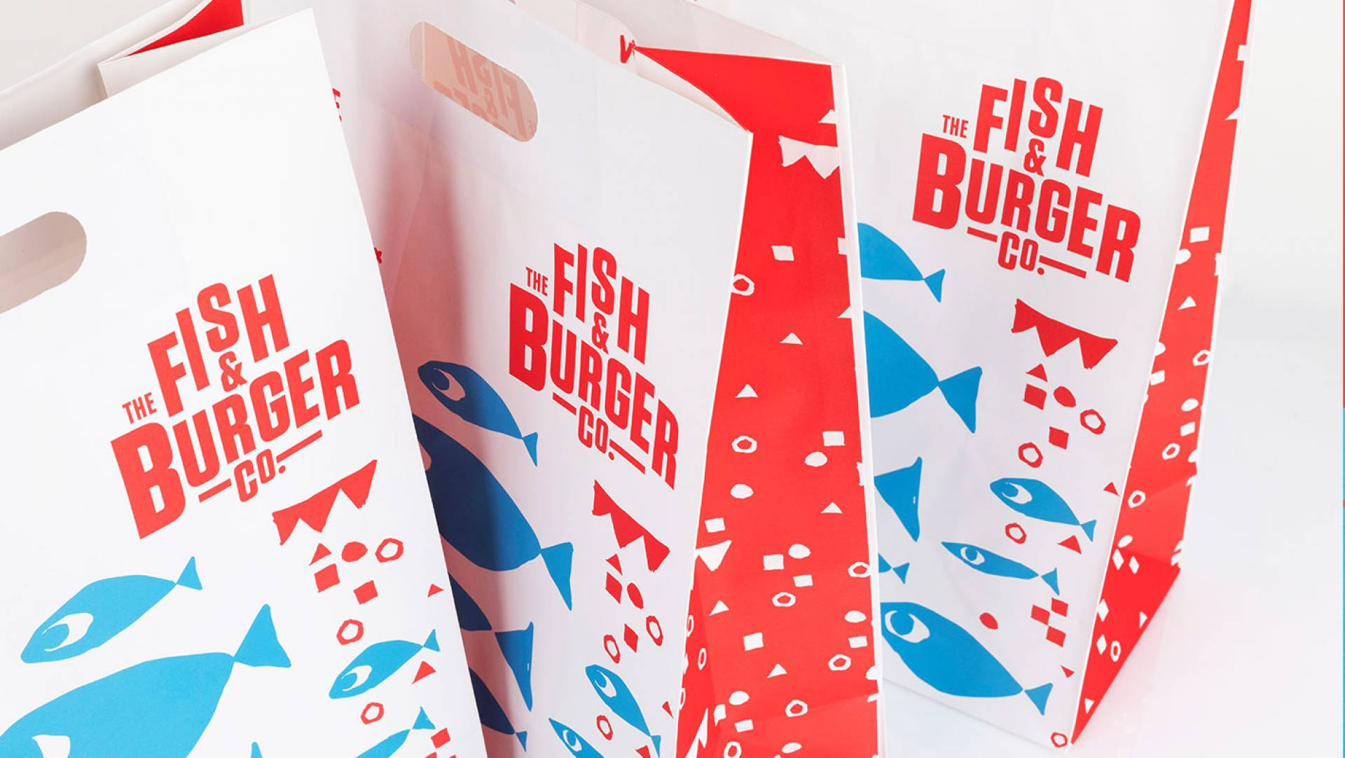 The Fish & Burger Co Packaging