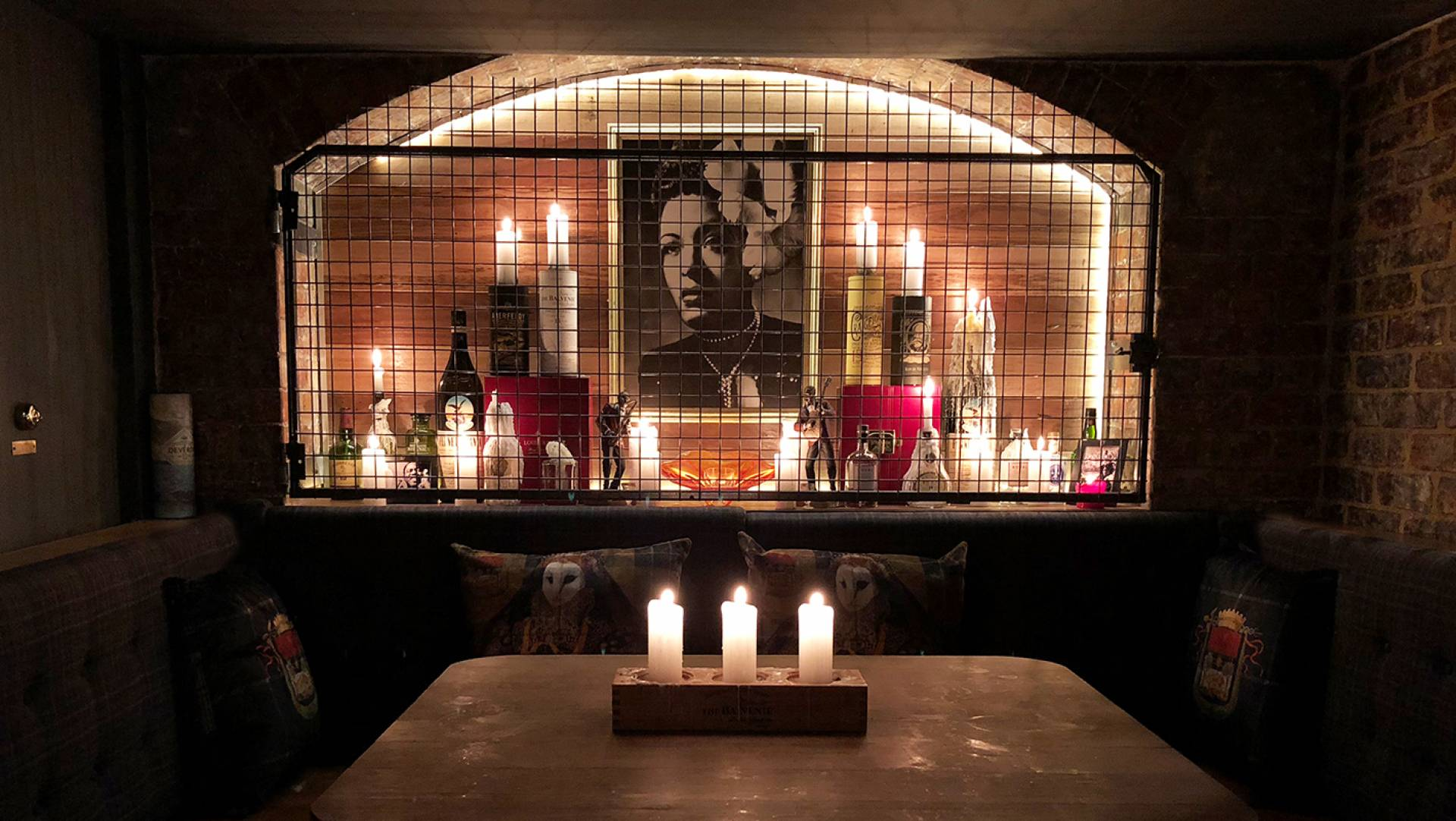 Beneath Drivers Lane Bar Designer - Bar Designer Melbourne