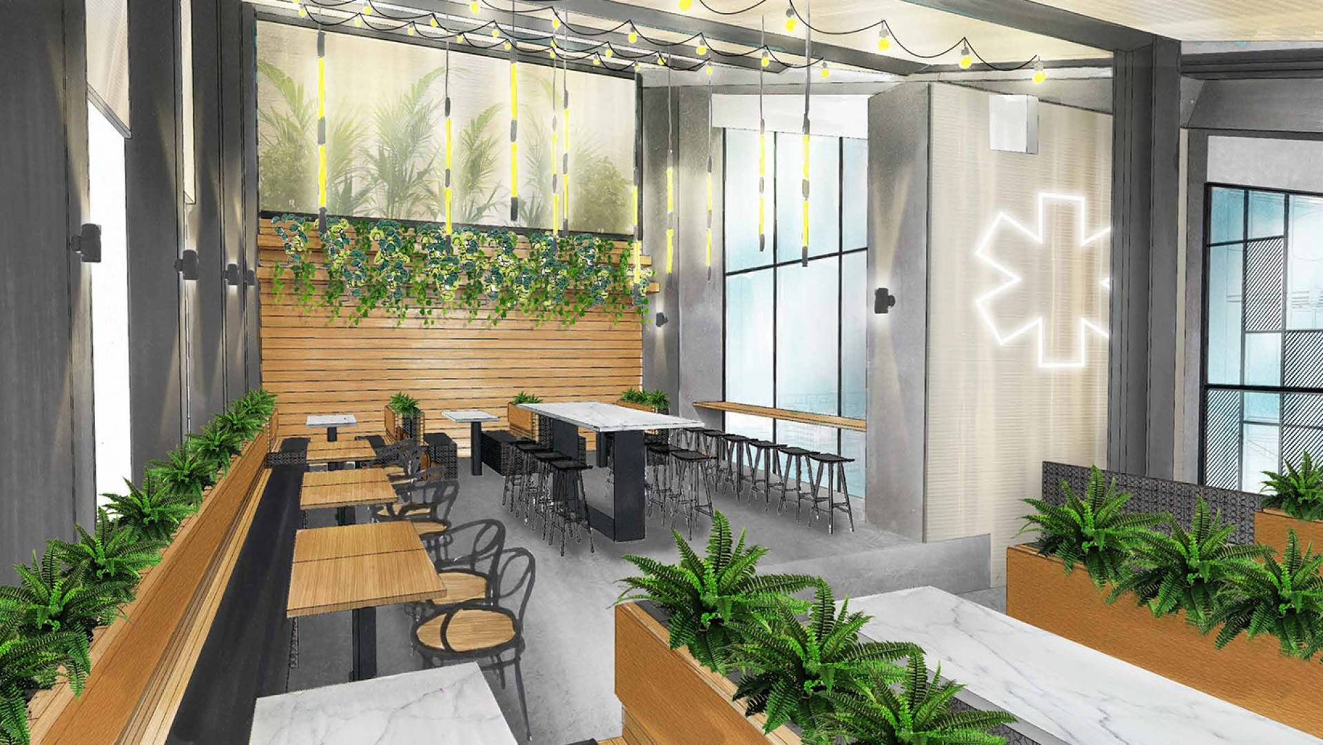 Cafe Restaurant Design Melbourne-Riddik Cafe Restaurant Lower Templestowe