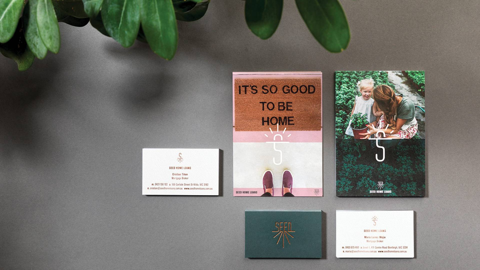 Visual Identity Design Melbourne-Stationery Design Melbourne