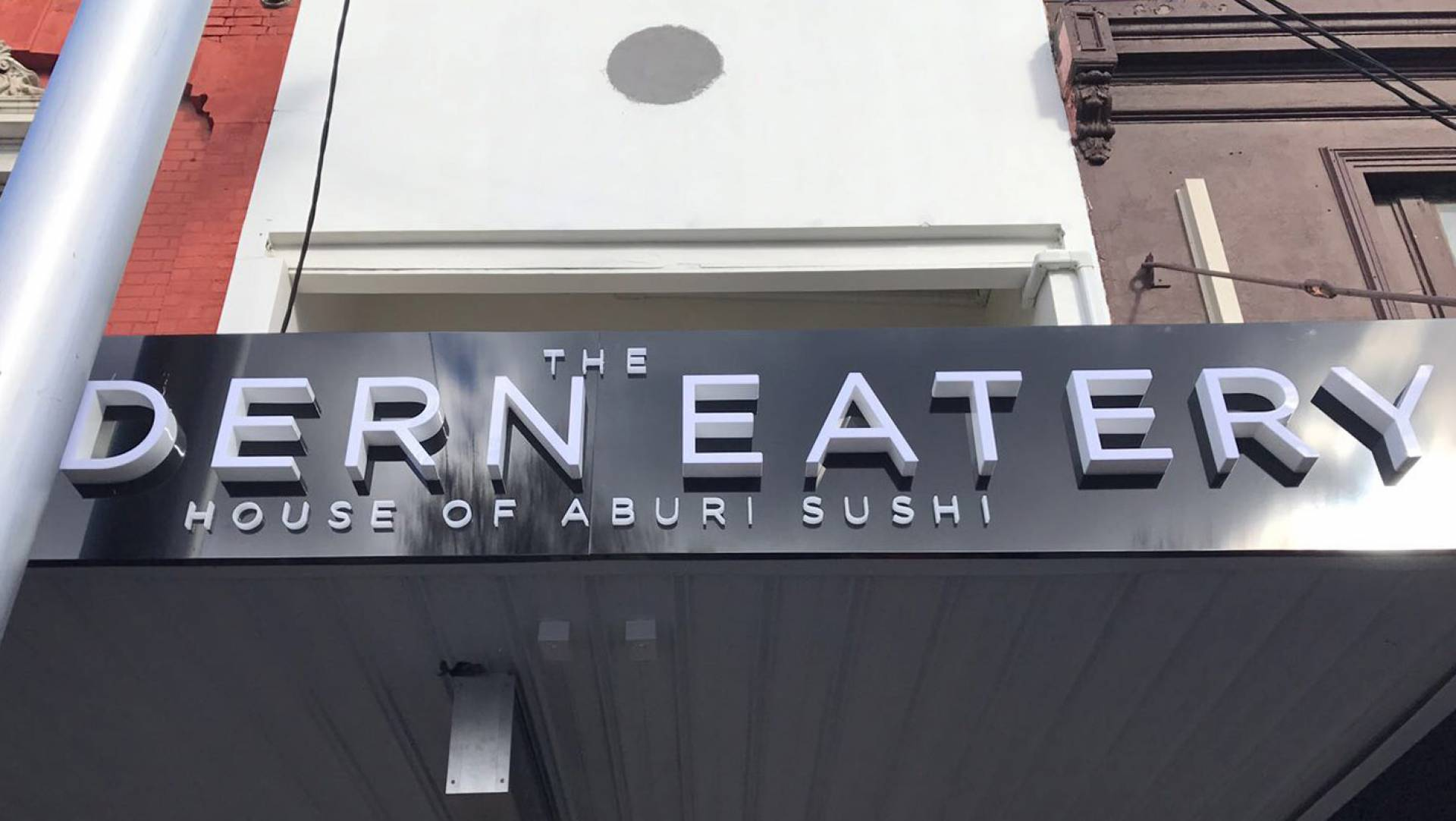 Restaurant & Bar Design-The Modern Eatery House of Aburi Sushi