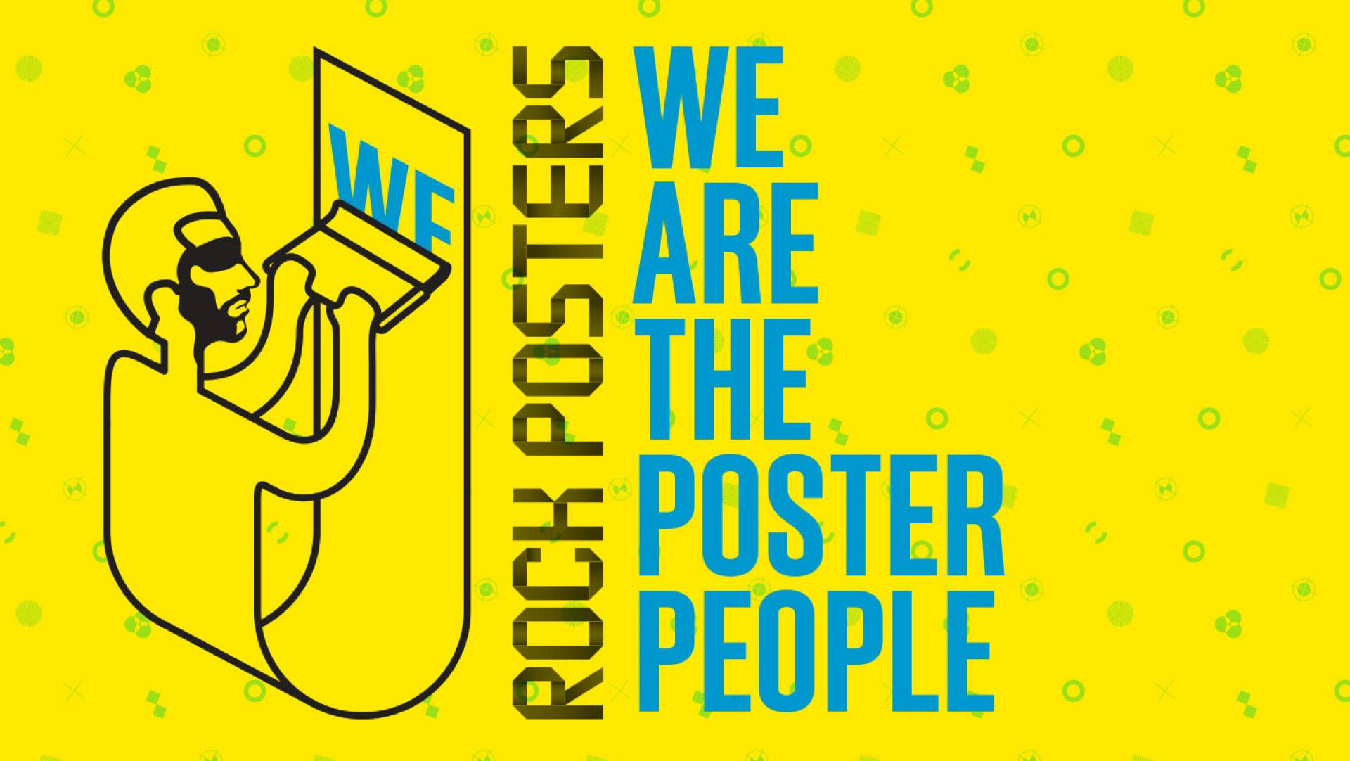 rock Posters Visual Identity Systems and Website by Studio Equator