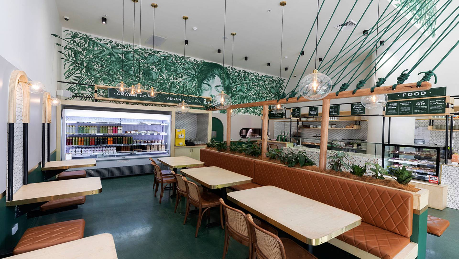 Home Pressed Juice Bar Interior Designers Melbourne