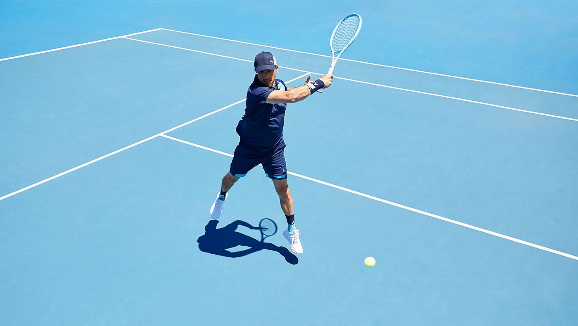 Australian Open 2020 Heritage & Performance Fashion Ranges Photoshoot