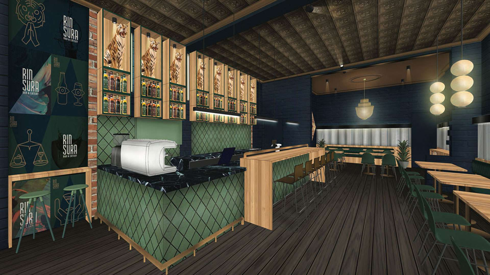 Work In Progress: Rin Sura Modern Thai Restaurant and Bar