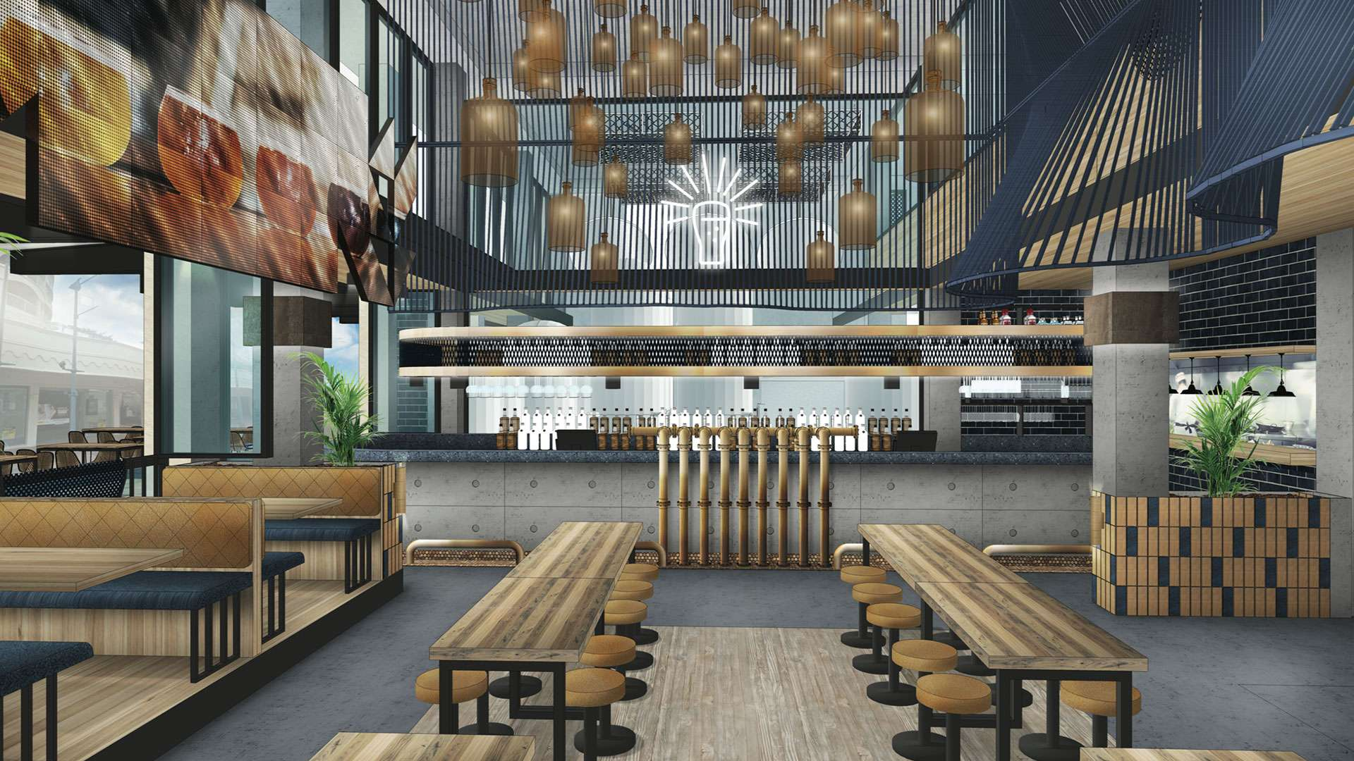 WORK IN PROGRESS: B.O.B: Best of Beers Microbrewery & Restaurant Surfers Paradise Gold Coast