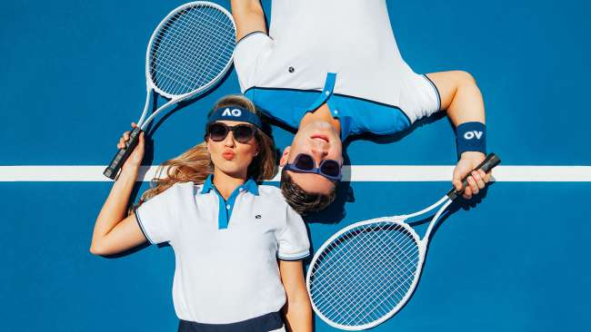 Australian Open 2019 Fashion Shoot by Studio Equator