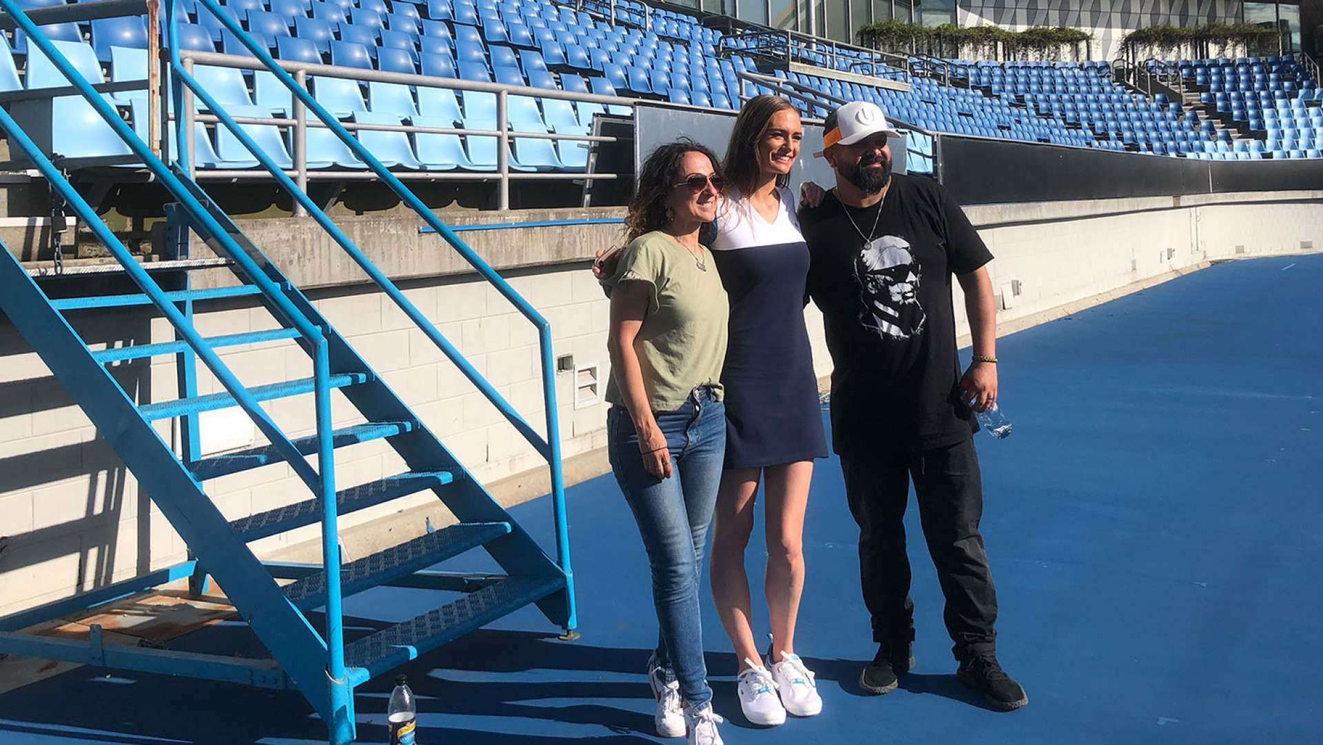Behind the Scenes: Australian Open 2020 Heritage & Performance Fashion Ranges Photoshoot