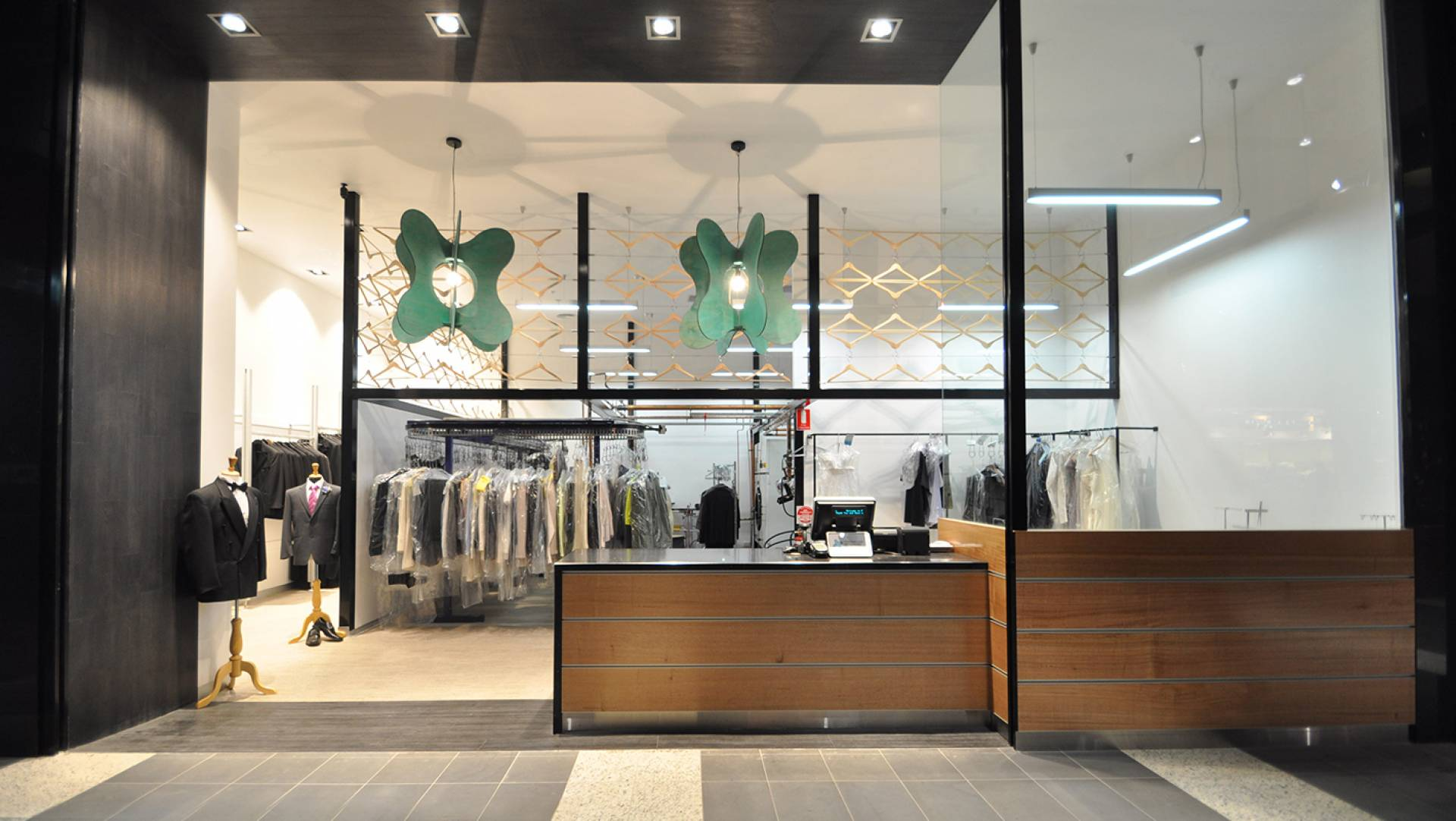 Westfield Award 2012 FG Dry Cleaners