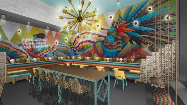 Work in Progress: Chilangos Mexican Cantina Bar Restaurant