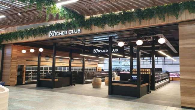 The Butchers Club Store Roll Out Continues On: Watergardens Shopping Centre Mega Hybrid Store