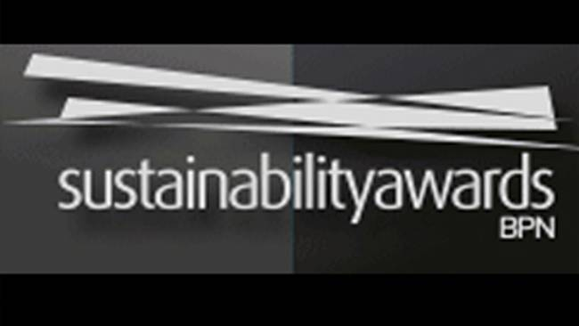 Finalist!! BPN Sustainability Awards